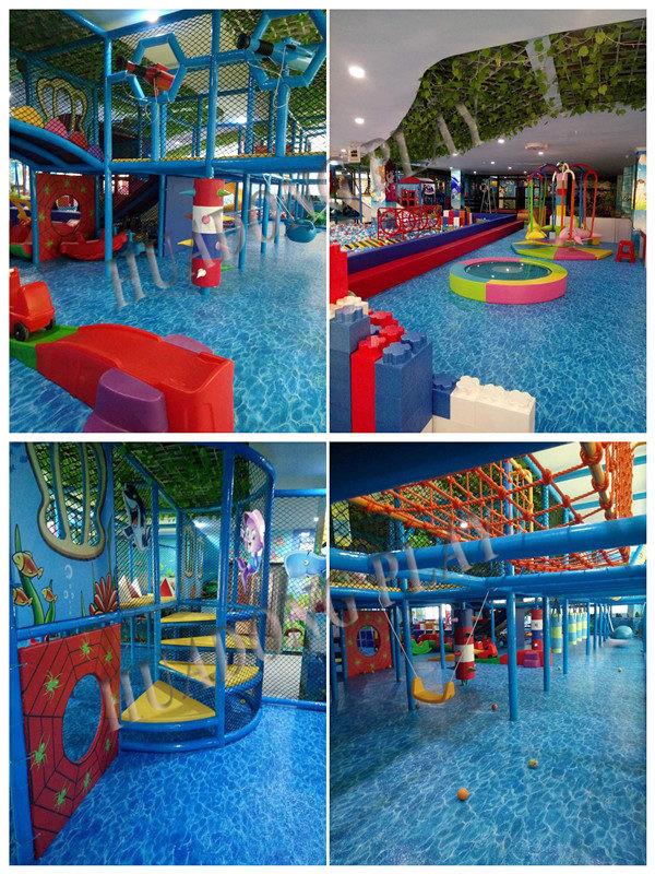 Eva Playground Safety Mats Soft Touch